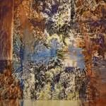 Limbo 2020  collage 86x68 cm
